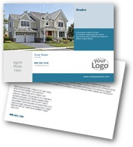 Residential Properties Postcards