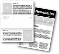 Basic Newsletter 3 Newsletters