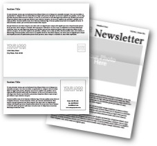 Basic Newsletter 4 Newsletters