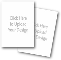 Upload a Complete Design Greeting Cards